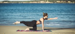 Get Stronger Week Yoga Urlaub Sport